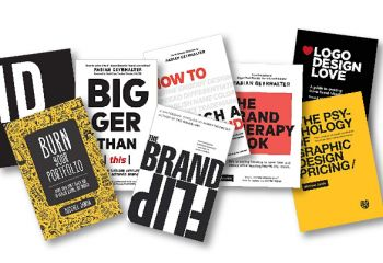 10 Must Read Books for Brand Designers.