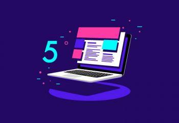 The 5 phases of Website Design & Development